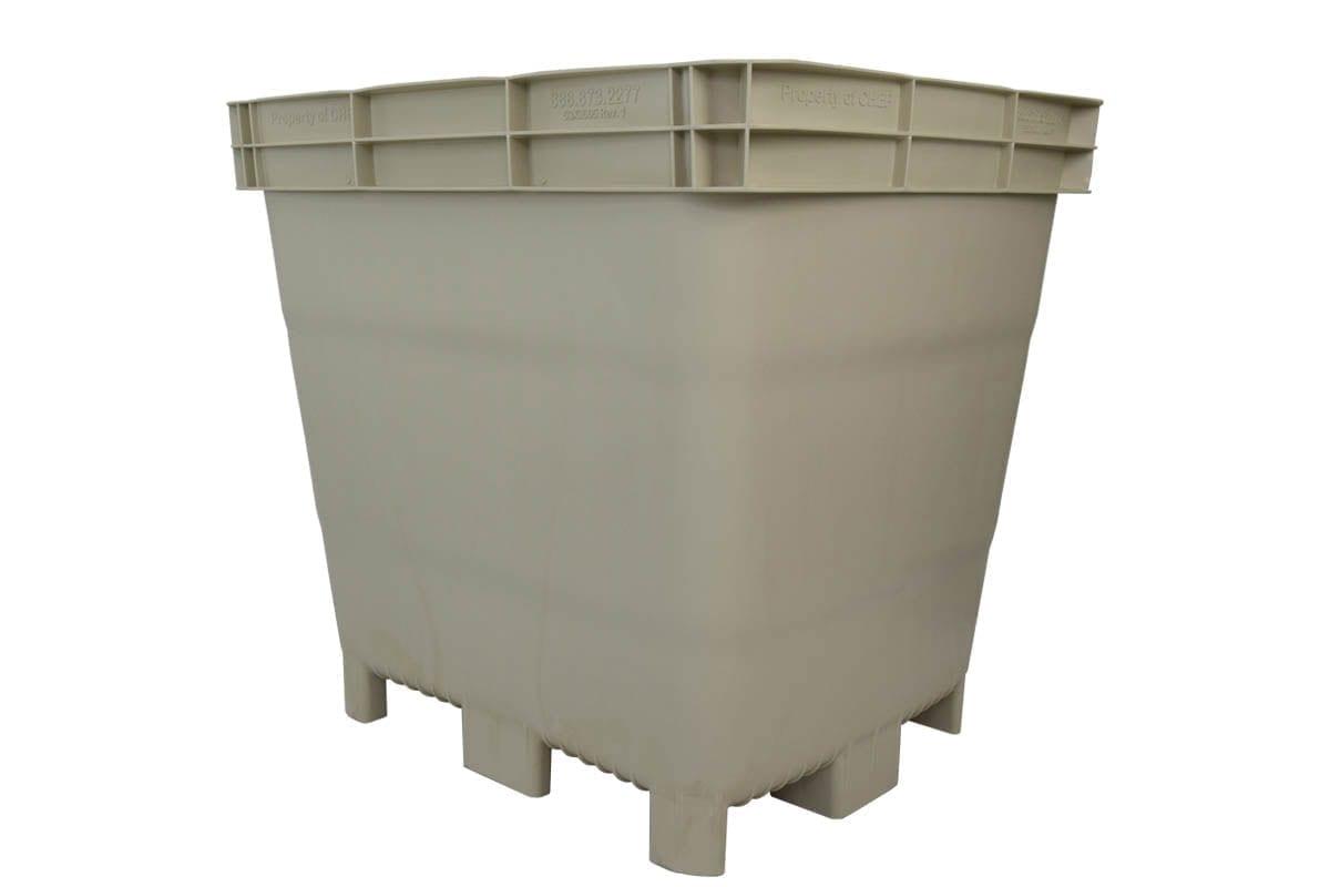 42 X 49 X 46 Solid Wall Bulk Bin 1