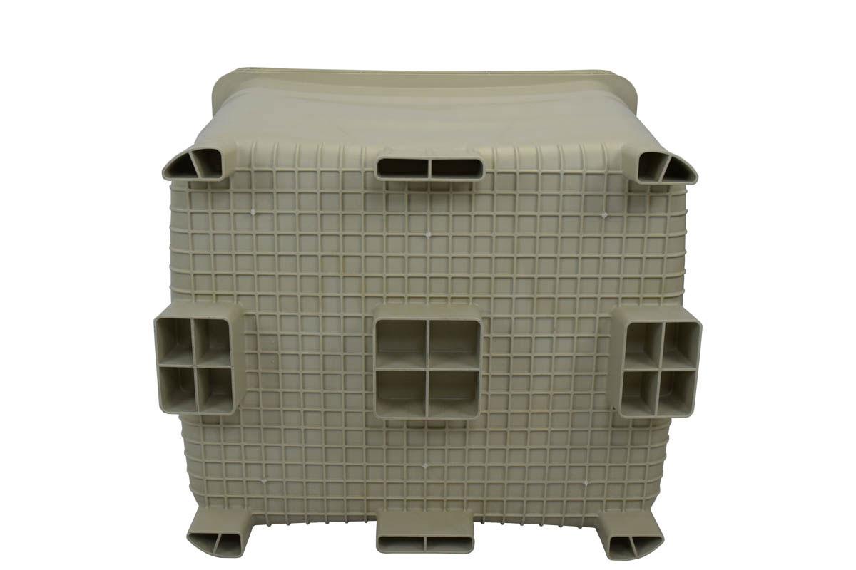42 X 49 X 46 Solid Wall Bulk Bin 5