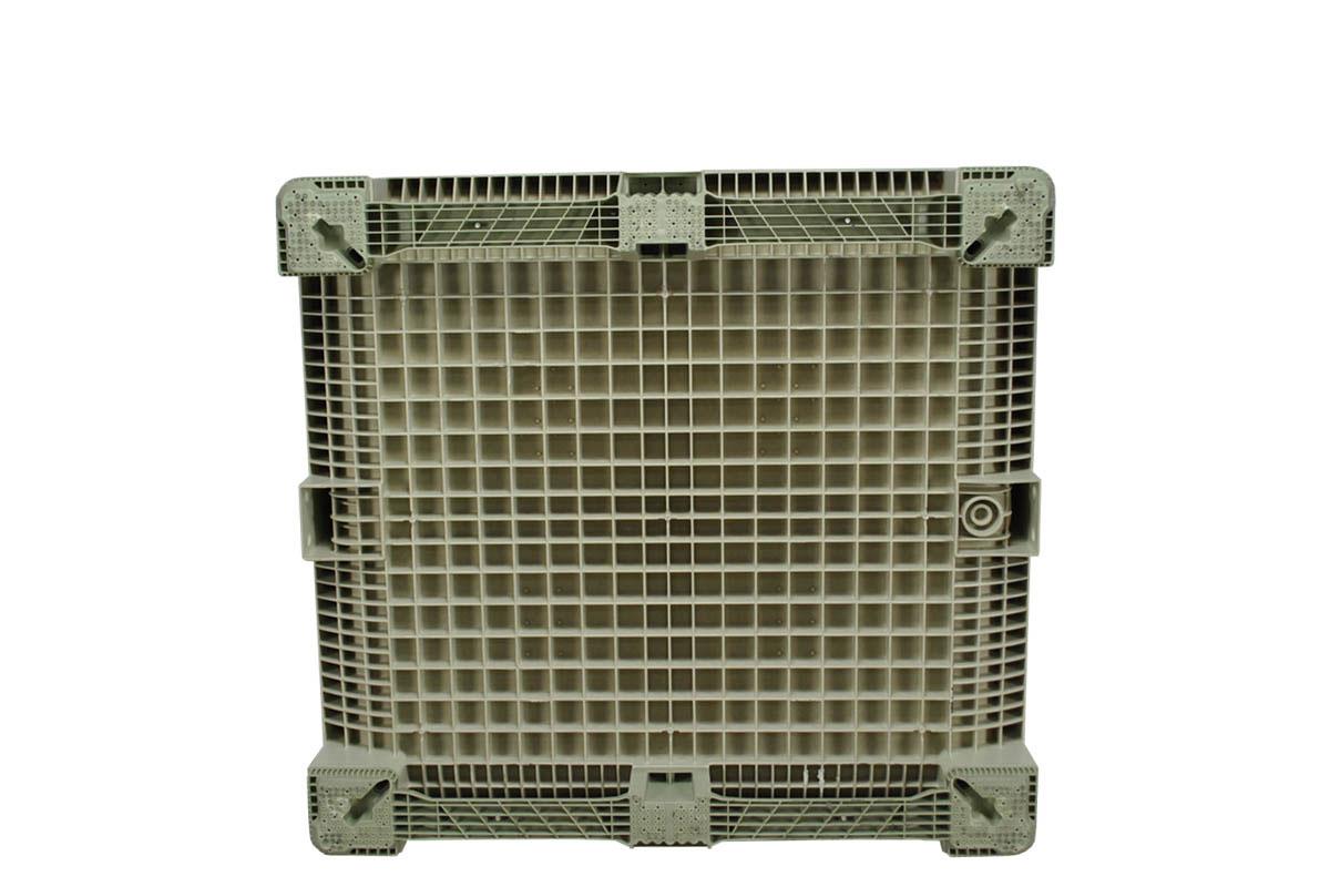 45 X 48 X 30 Solid Wall Bulk Bin 3