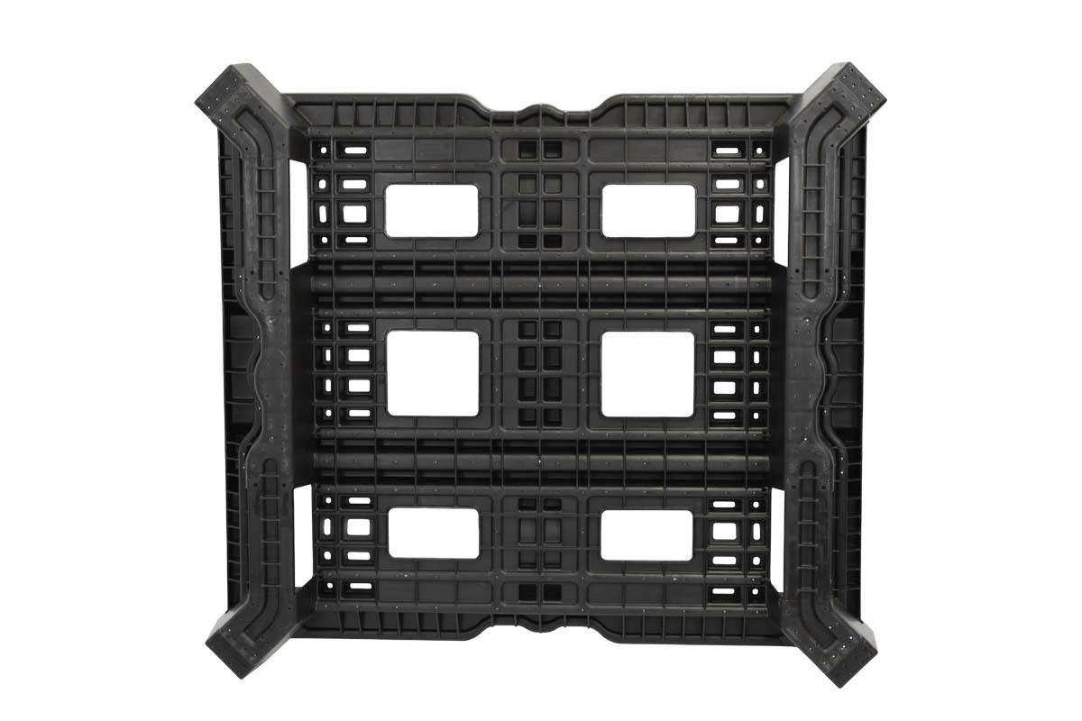 44 X 48 X 31 Solid Wall Hybrid Bulk Bin 10