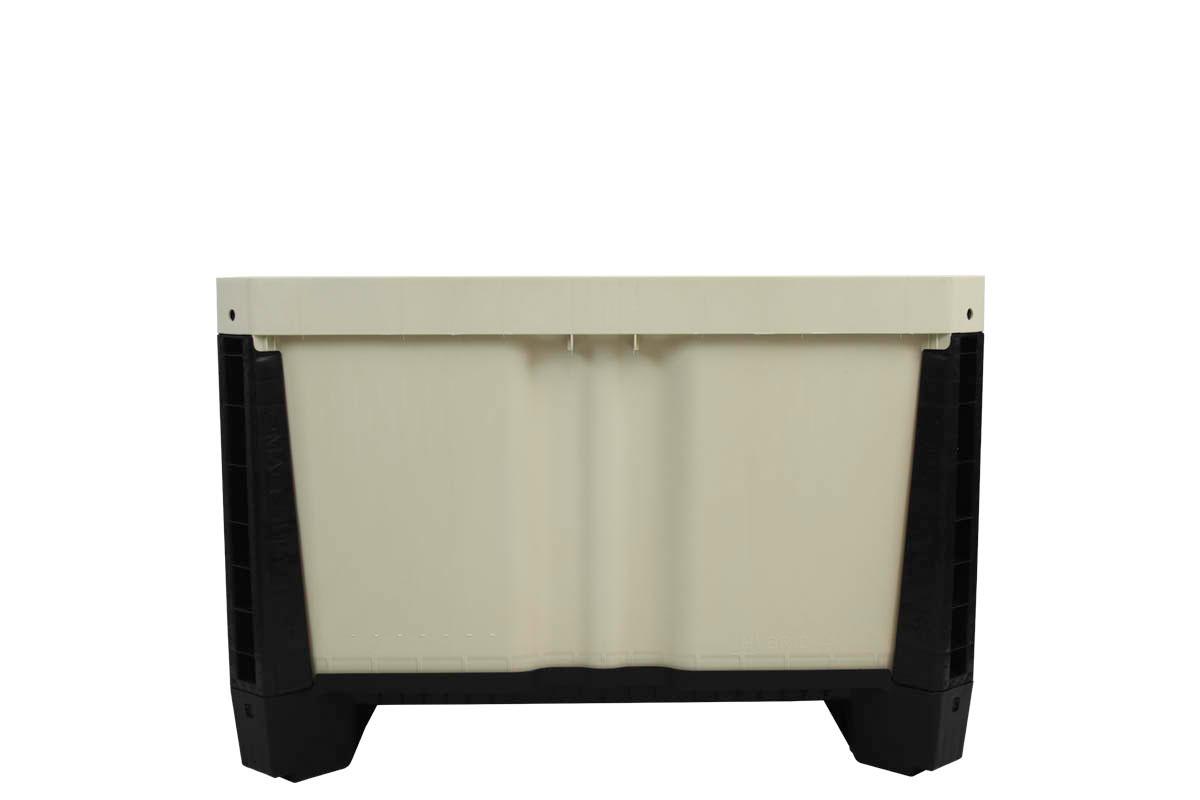 44 X 48 X 31 Solid Wall Hybrid Bulk Bin 3