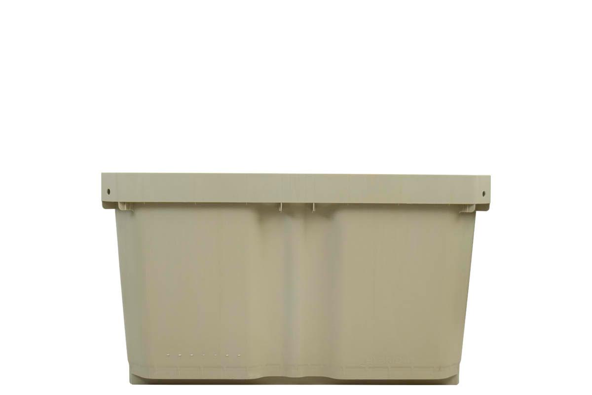 44 X 48 X 31 Solid Wall Hybrid Bulk Bin 7