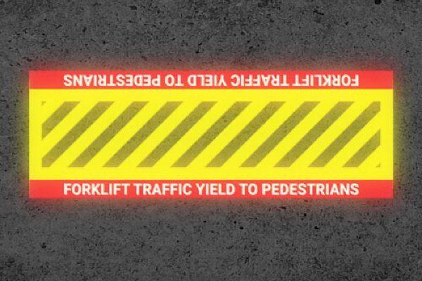 SignCast™ S300 Virtual Sign - Crosswalk Sign