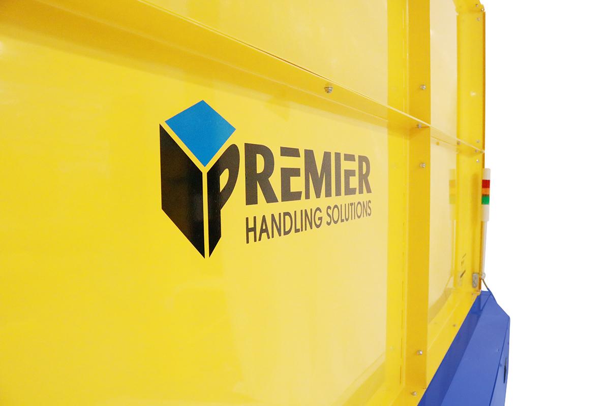 Premier Brand Pallet Dispensers