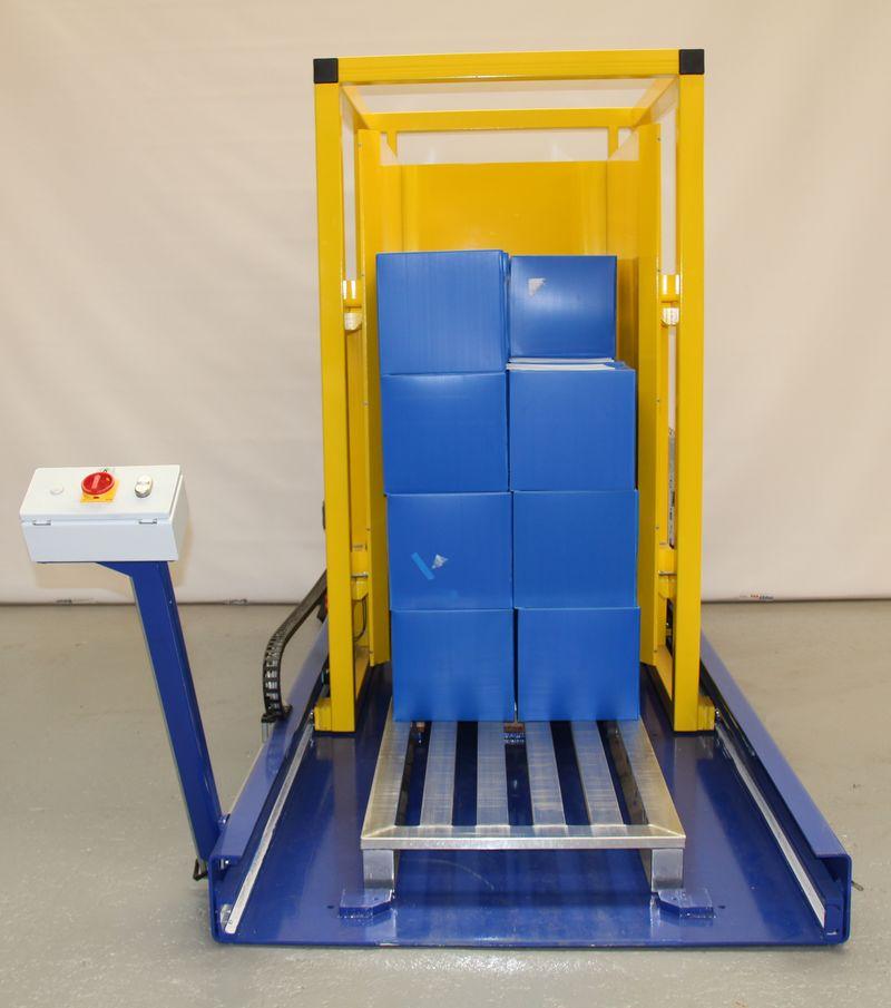 Baust PW 1000 Pallet Changer