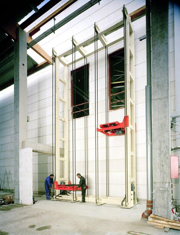 Premier Vertical Conveyor