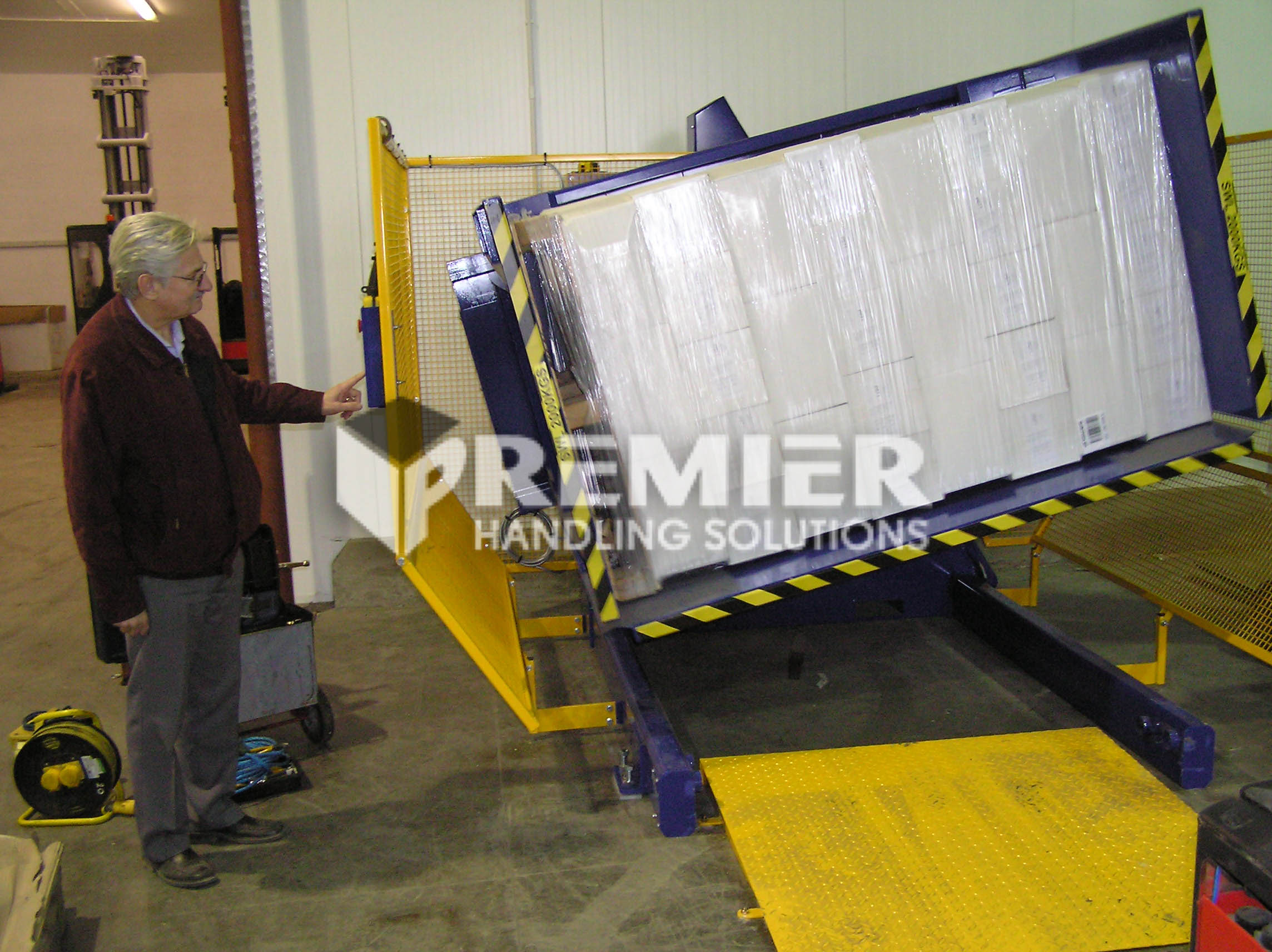 FSDC Pallet Inverter Gallery 1