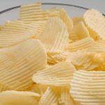 Plain Ruffles Chips