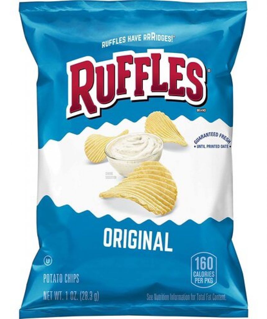 Where are Ruffles Chips Made? 1