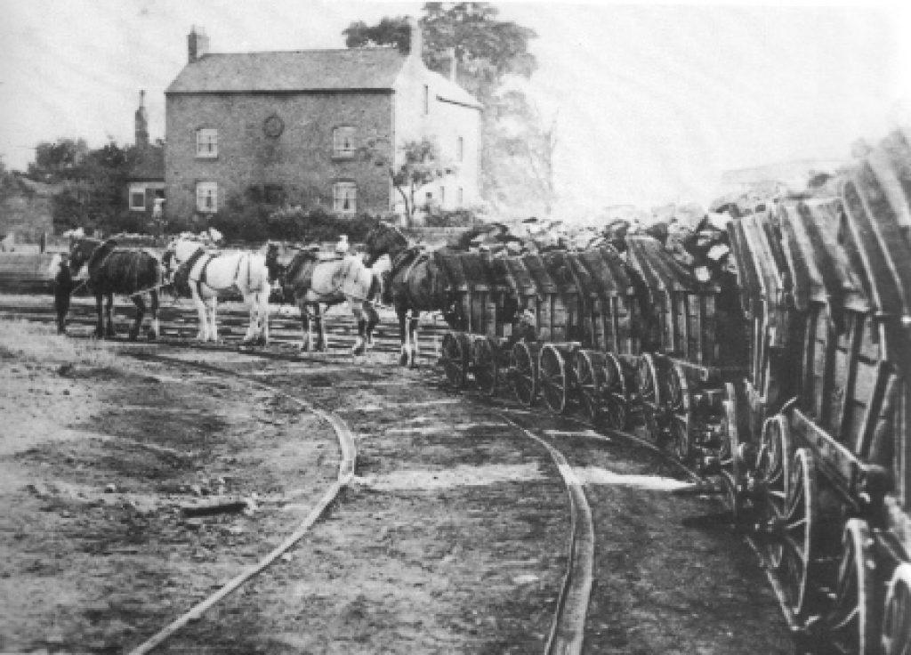 History Of Wagonways