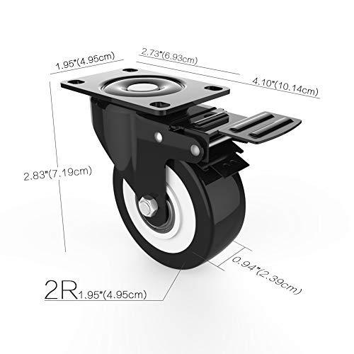 """2"""" Swivel Caster Wheels 2"""
