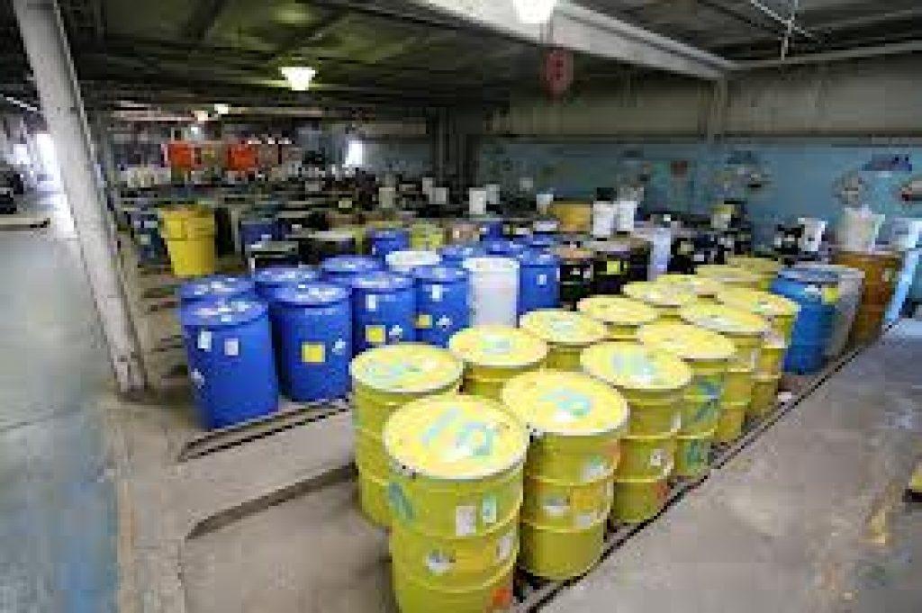 55 Gallon Drum Industries 3