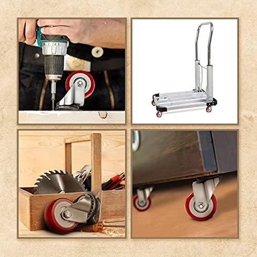 Online Best Service 4 Pack Caster Wheels 4