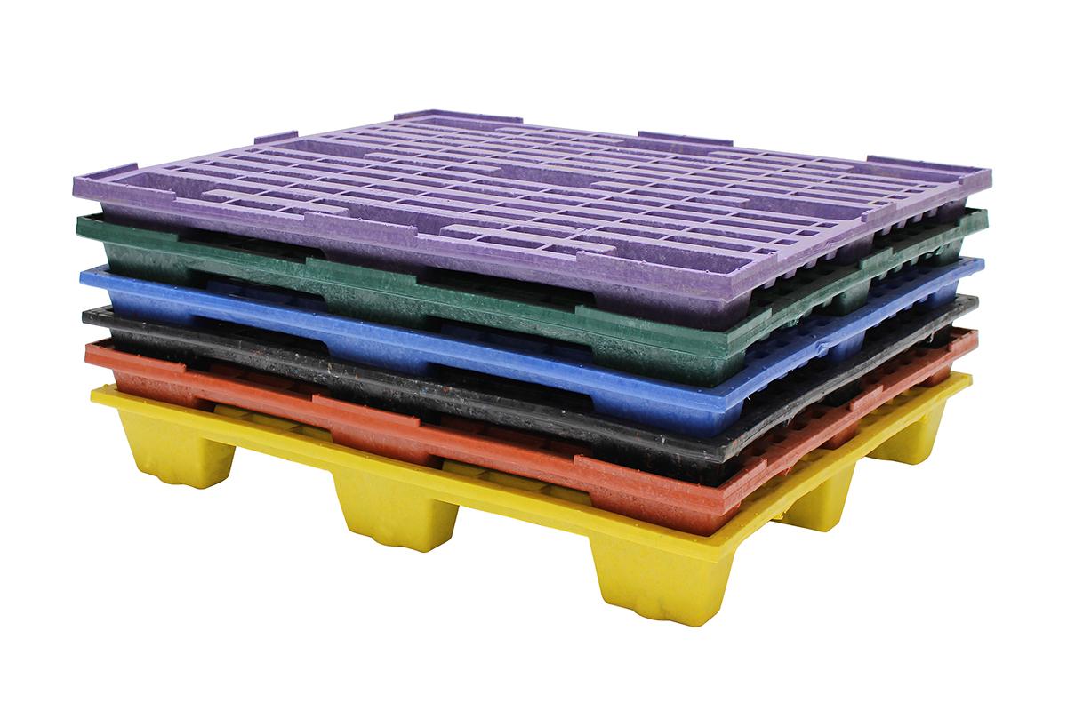 EXP 535 Plastic Pallet