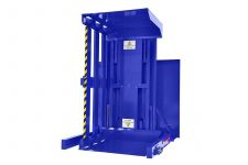 "Dual Clamp ""Fsdc Bars"" Pallet Inverter"
