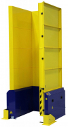 PALLET DISPENSER PLASTIC BLOCK PALLETS