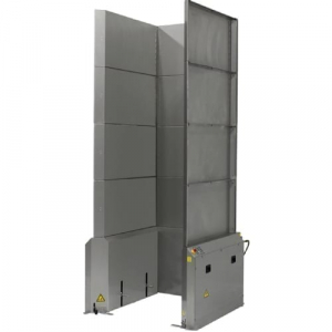 STAINLESS PALLET DISPENSER STRINGER PALLET