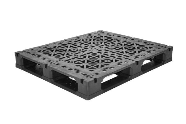 RCK 290 | 1 ROD PLASTIC PALLET