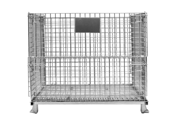 STAINLESS WIRE CONTAINER