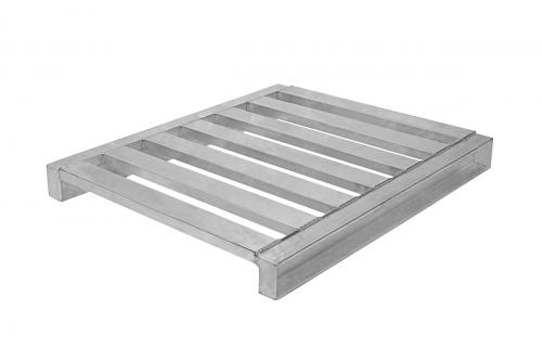 Aluminum Channel Pallet